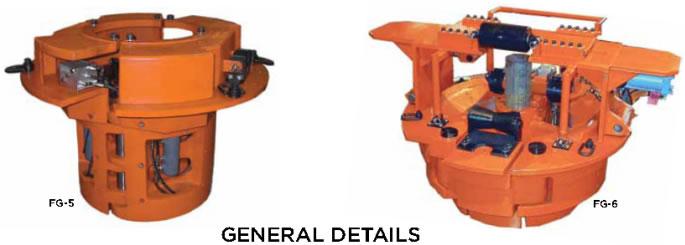 Dencon Tool Co Flex Grip Power Slip Systems